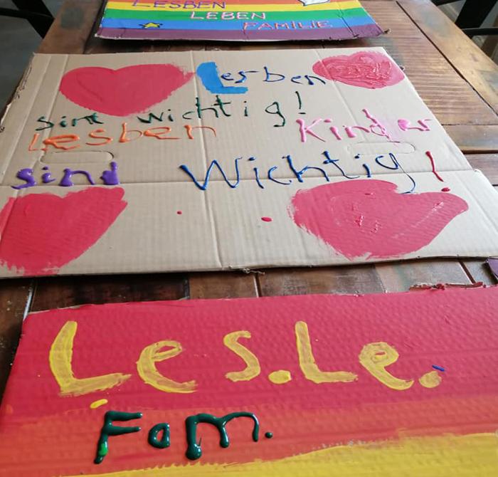 Mehr Sichtbarkeit und gleiche Rechte für Regenbogenfamilien – nicht nur am International Family Equality Day (IFED)