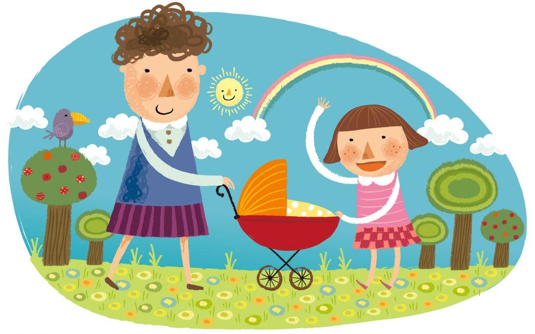 Adoptionshilfegesetz diskriminiert Zwei-Mütter-Familien