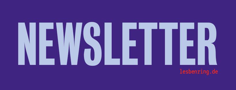 Newsletter der LesbenRing e.V.