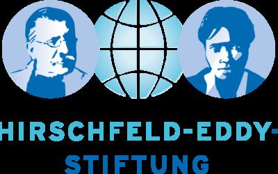 LSBTI*-Rechte sind Menschenrechte! – LGBTI rights are human rights! 2.+3. Dezember 2020 Online-Konferenz der Hirschfeld-Eddy-Stiftung