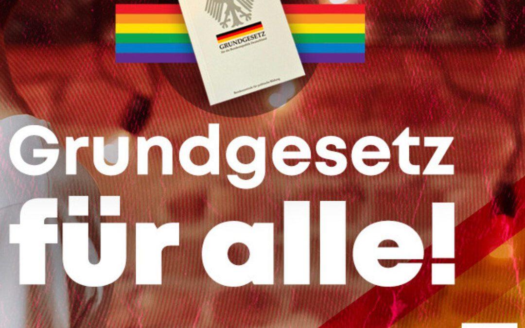 Grundgesetz für Alle – jetzt unterschreiben!