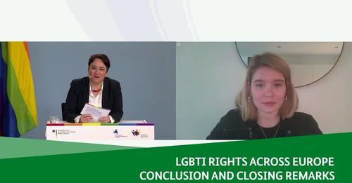 Auf dem Weg zur vollständigen Anerkennung der LGBTI-Rechte in ganz Europa – Strategische Maßnahmen zur Umsetzung der SOGI-Empfehlung 2010
