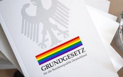 NEUE Petition der Initiative Grundgesetz für alle: Schutz der sexuellen und geschlechtlichen Identität JETZT!